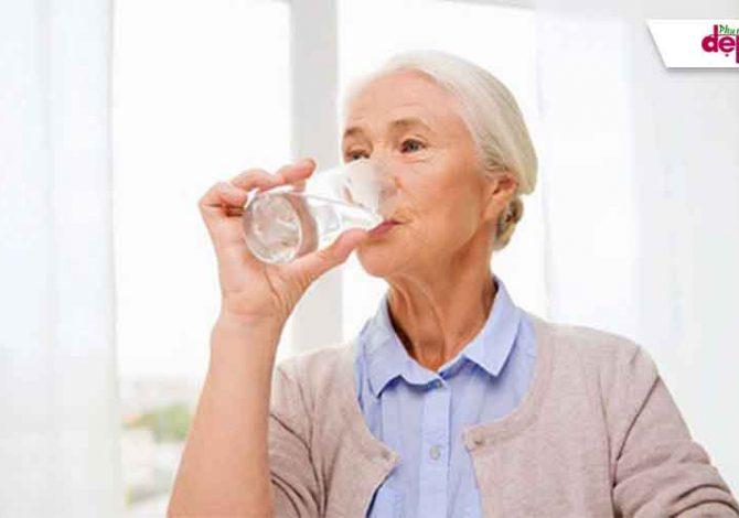 Bí quyết dinh dưỡng cho người cao tuổi trong mùa dịch