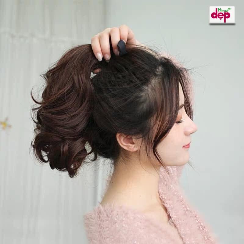 Sử dụng mái tóc như một lợi thế. (Ảnh: Internet)