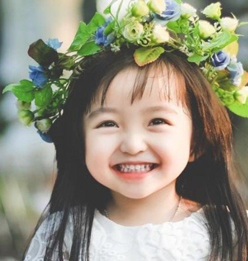 Tác dụng của nụ cười đối với sức khỏe con người. (Ảnh: Internet)