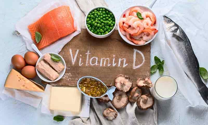 Chữa kinh nguyệt không đều bằng vitamin. (Ảnh: Internet)